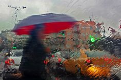 Colors in Rain.. by Makis Bitos on 500px