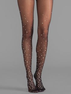 Wolford-Marchesa Tights in Black. Pic Cr Revolveclothing.com