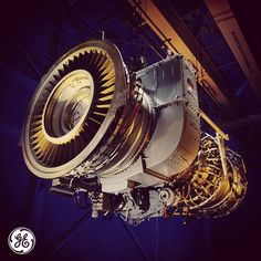 From partnership comes power. This gas turbine was developed by both our Aviation and Gas & Power divisions!