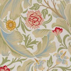 Leicester wallpaper MORRIS & CO