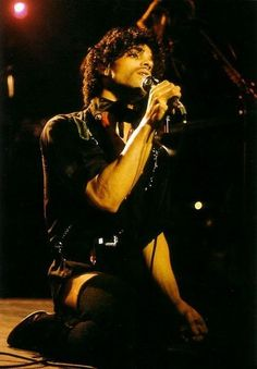 Prince Rogers Nelson- very early on