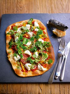 This PizzaExpress pizza packs a southern Italian punch with hot Calabrese sausage, fresh chillies, roquito peppers and spicy, soft nduja sausage.