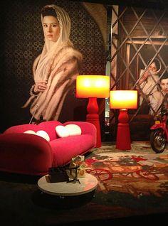 Foto: Facebook via Eigen Huis & Interieur  'Al gezien echt een heel prachtige en overtuigende presentatie van Moooi'