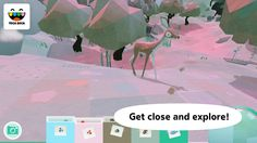 Nature is magic. Toca Nature delivers that magic to your fingertips. Creative-but-focused sandbox for exploring nature. Kids raise and lower the land to create mountains, valleys and lakes, then plant trees to attract foxes, bears, woodpeckers and other wildlife.
