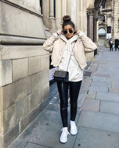 Fall / Winter OutFits Cozy Outfit Idea You Need To Wear In Winter What Is Embarrassment? Winter Fashion Outfits, Fall Winter Outfits, Look Fashion, Autumn Winter Fashion, New York Winter Outfit, Look Winter, Winter Style, Fall Fashion, Looks Chic