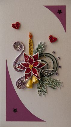 neli -- so pretty! I really need to try quilling as it is so beautiful.