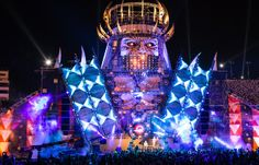EDM festivals are the biggest, best parties across the globe. Here's a list of the Top 10 EDM Festivals in the world. Electric Daisy Carnival, Love Stage, Stage Set, Global Gathering, Concert Stage Design, Concert Crowd, Japanese Party, Edc Las Vegas, Edm Festival