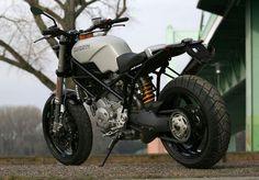 Ducati Monster Scrambler by JvB moto