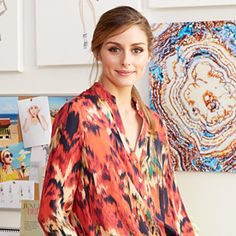 Olivia Palermo Shares Her Newlywed Decorating Tips  #InStyle