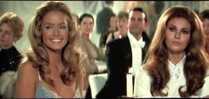 Farrah Fawcett and Racquel Welch in Myra Breckenridge Farrah Fawcett, Raquel Welch, Shelley Hack, Gore Vidal, John Huston, Kate Jackson, Cheryl Ladd, Mae West, Jaclyn Smith