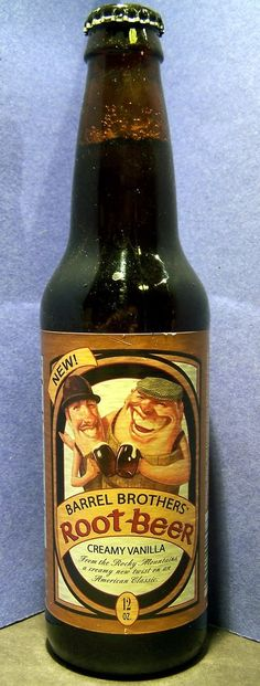 Barrel Brothers Root Beer: Tasted yummy, but it was a bummer to discover it had HFCS in it.