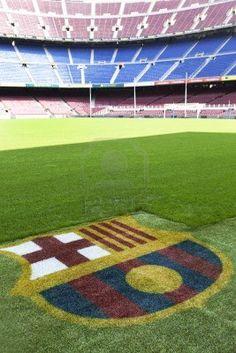 Nou Camp - Fc Barcelona dettaglio stadio