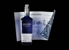 Creative Agency: Denomination  Project Type: Produced, Commercial Work  Packaging Content: Gin  Location: UK   Historic Bristol Method Dry...
