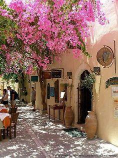 Crete...cafe