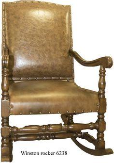 WINSTON ROCKER Lounge Furniture, Hallway Furniture