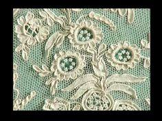 Alencon lace, Saint Therese of Alençon, tourism and history of Alencon Crochet Cross, Crochet Motif, Irish Crochet, Russian Crochet, Doilies Crochet, Needle Lace, Bobbin Lace, Antique Lace, Vintage Lace