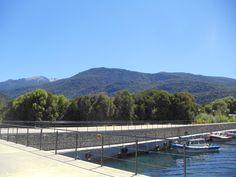Lago Puelo, Embarcadero.