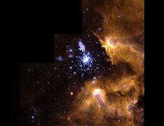 NASA: 15 fotos de nebulosas que querrás usar de fondo de pantalla