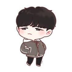 #wannaone #jaehwan #재환 Fan Art, Kim Jaehwan, Ha Sungwoon, Ji Sung, Yixing, Art Sketches, Boy Groups, Kdrama, Chibi