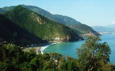 Jijel ( plages et paysages)