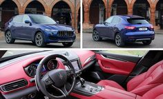 If you're in the market for a high-performance luxury SUV, the Levante—with its knockout looks and sonorous engines—offers the most emotion. Maserati Quattroporte Gts, Twin Turbo, Car And Driver, My Ride, Jaguar, Convertible, Vehicles, Fiat, Specs