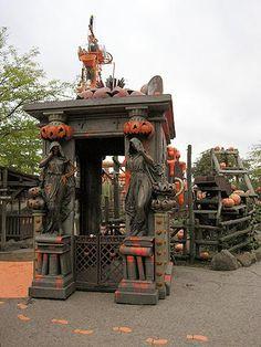Halloween à Disneyland Paris - 2006