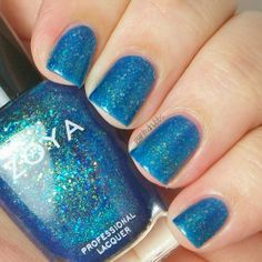 Painted Nubbs: Zoya Muse Summer 2014 Bubbly Collection