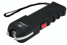VIPERTEK - 58 Billion Heavy Duty Stun Gun - Rechargeable with LED Flashlight - Today isn't your day,Your time will come Police Flashlights, Led Flashlight, Self Defense Weapons, Best Pocket Knife, Hard Metal, Survival Knife, Concealed Carry, Knife Making, Making Tools