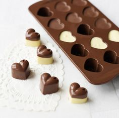 make your own chocolates this Valentine's day