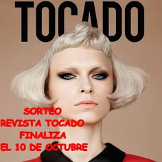 #Sorteo #Blog #Tendencias Maquillaje and Beauty: Sorteo Revista Tocado.