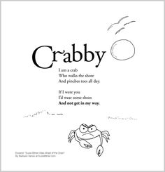 Funny children's poem about lunch. Great for classroom