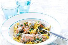 Japchae, Pasta Salad, Risotto, Ethnic Recipes, Noodle Salads, Macaroni Salad