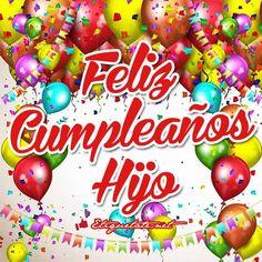 Imágenes con Frases de Cumpleaños para un Hijo  VER EN ░▒▓██► http://etiquetate.net/category/cumpleanos/imagenes-que-digan-feliz-cumpleanos-hijo/