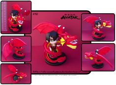 Avatar - Chibi Zuko figure by *Nko-ennekappao on deviantART