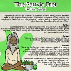 The #Sattvic Diet: Eat Like A Yogi http://www.yoga-teacher-training.org/forum/topic/yoga-sattvic-diet/