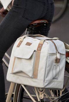 vintage bike bag] - Google Search