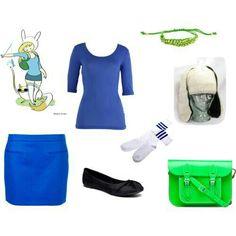 Fiona costume
