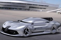 '' 2040 MERCEDES-BENZ STREAMLINER CONCEPT '' Cars Design And Concepts, Best Of New Cars, Awesome Cars