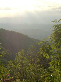 Iron Mine Hollow. Virginia Mountains, Iron, Steel