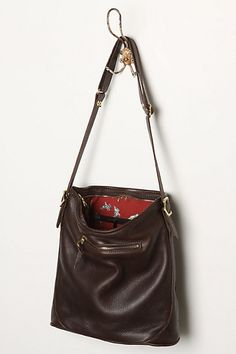 Anthropologie bucket bag