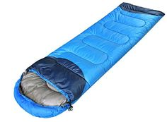 Generic Portable Sleeping Bag 20 Degree Blue ** Be sure to check out this awesome product.