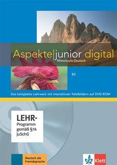 aspekte-junior-b2-lehrwerk-digital-mit-interaktiven-tafelbildern Digital, Foreign Language, Rome