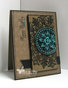 SSSC30 *~*Elegant Birthday*~* by va.sunshine - Cards and Paper Crafts at Splitcoaststampers