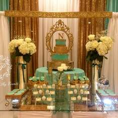 Elegant Baby Shower - None