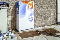 Street Art (Work In Progress By Gicelle Archanjo) | Flickr - Photo Sharing!