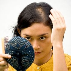Herbal Remedies For Thinning Hair - Treatments & Cure For Thinning Hair   Home Remedies, Natural Remedy