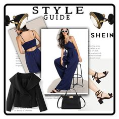 """SheIn 1/2"" by dilruha ❤ liked on Polyvore featuring Robert Abbey"