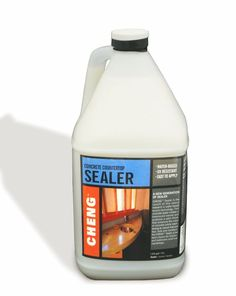 food safe concrete sealer - Google Search