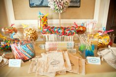 Candy table wedding Stephie Joy Photography : Jacksonville and St. Augustine Florida Wedding and Lifestyle Photography » Jacksonville and St. Augustine Florida ...