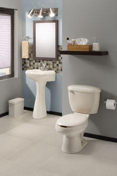 Home Depot, Interior And Exterior, Toilet, House Design, Interiors, Houses, Apartment Bathroom Design, Home Design, Exercise
